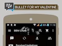 BBM Bullet For My Valentine V2.11.0.18 Apk Terbaru
