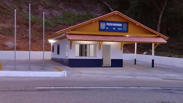 Posto da Polícia Rodoviária Estadual será inaugurado em Santa Rita da Floresta
