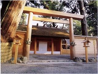 ศาลเจ้าอิเสะ (Ise Shrine)