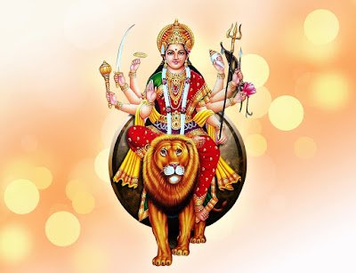Download Durga Chalisa, Lyrics in Hindi PDF - श्री दुर्गा चालीसा