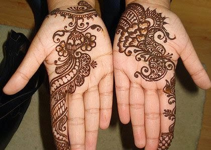 Most Beautiful Mehndi Design For Smart Girls And Ladies 2014