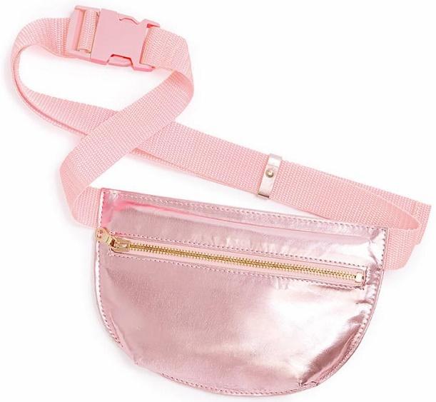 Pink Swag Bag