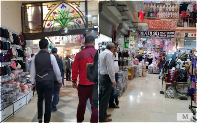 Eminönü'nde evlilik alışverişi için gidilecek yerler