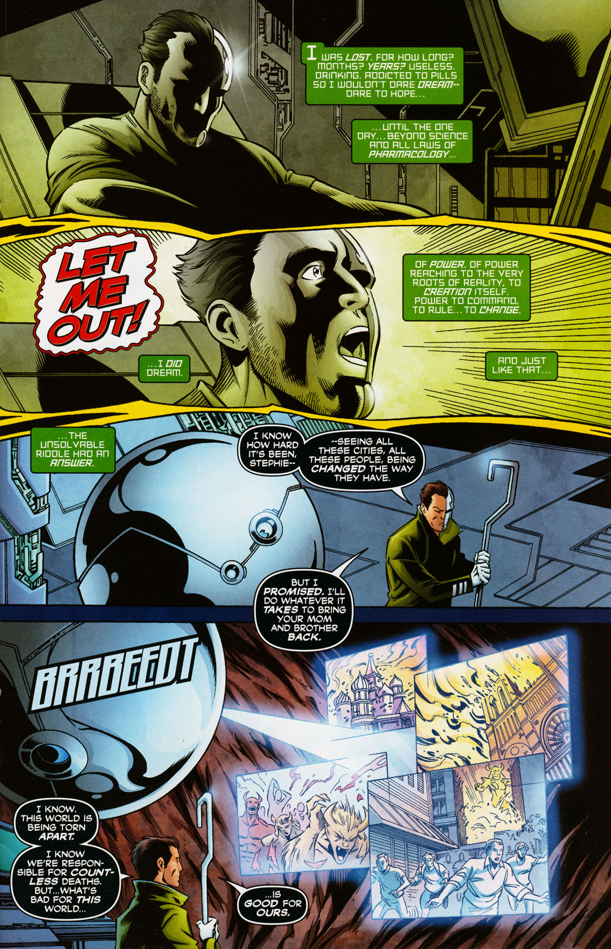 Read online Trinity (2008) comic -  Issue #35 - 14