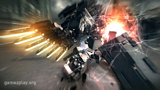 Armored Core V (X-BOX360) 2012