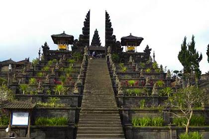 Objek Wisata Pura Agung Besakih Bali