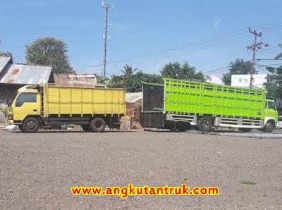 Sewa truk di Sidoarjo