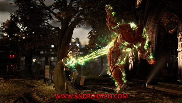 Download Injustice 2 Mod Apk v3.0.1 No Skill CD Full Mana Android Terbaru 2019