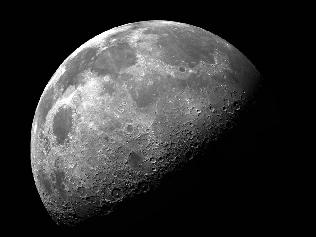 Full Moon December 2017 >> Amazing close-up of the Moon. HD Photos