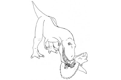 How to eat a Triceratops
