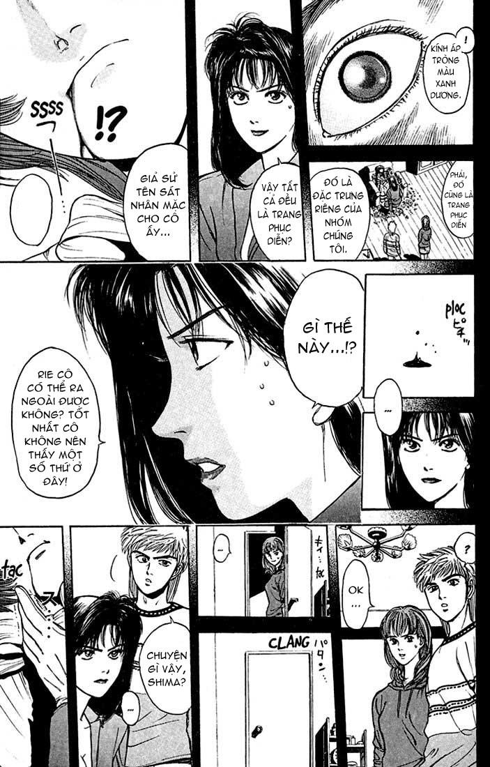 Psychometrer Eiji chapter 28 trang 8
