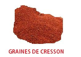 graines de cresson offre la performance sexuelle