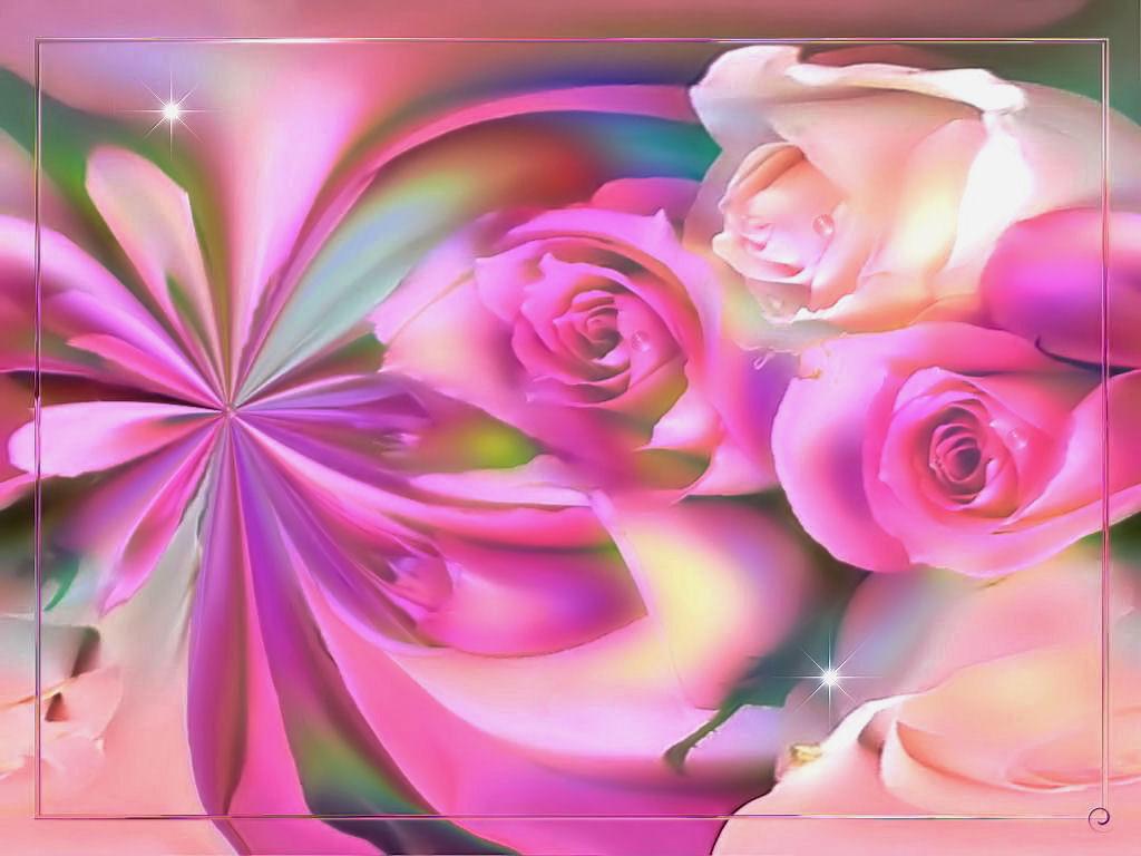 Fondos De Pantalla De Flores Hermosas: HERMOSAS TARJETAS Y POSTALES