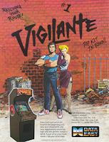 Beat 'em up - Vigilante