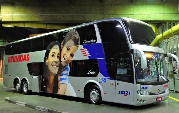 Reunidas não estava garantindo passagem gratuita para idosos e deficientes