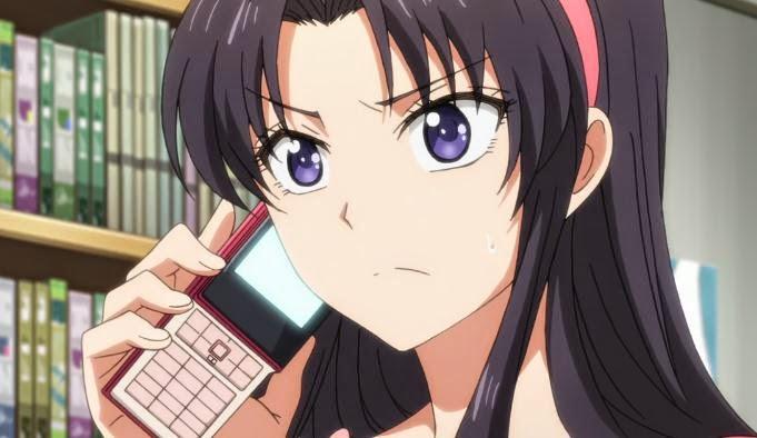 Gekkan Shoujo Nozaki-kun BD Episode 9 – 10 (Vol.5) Subtitle Indonesia