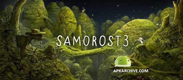 Samorost 3 v1.466.3 APK indir Android Oyun