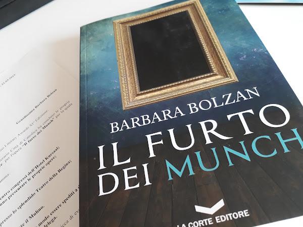 """""""Il furto dei Munch"""" al Premio Letterario Internazionale Città di Cattolica"""