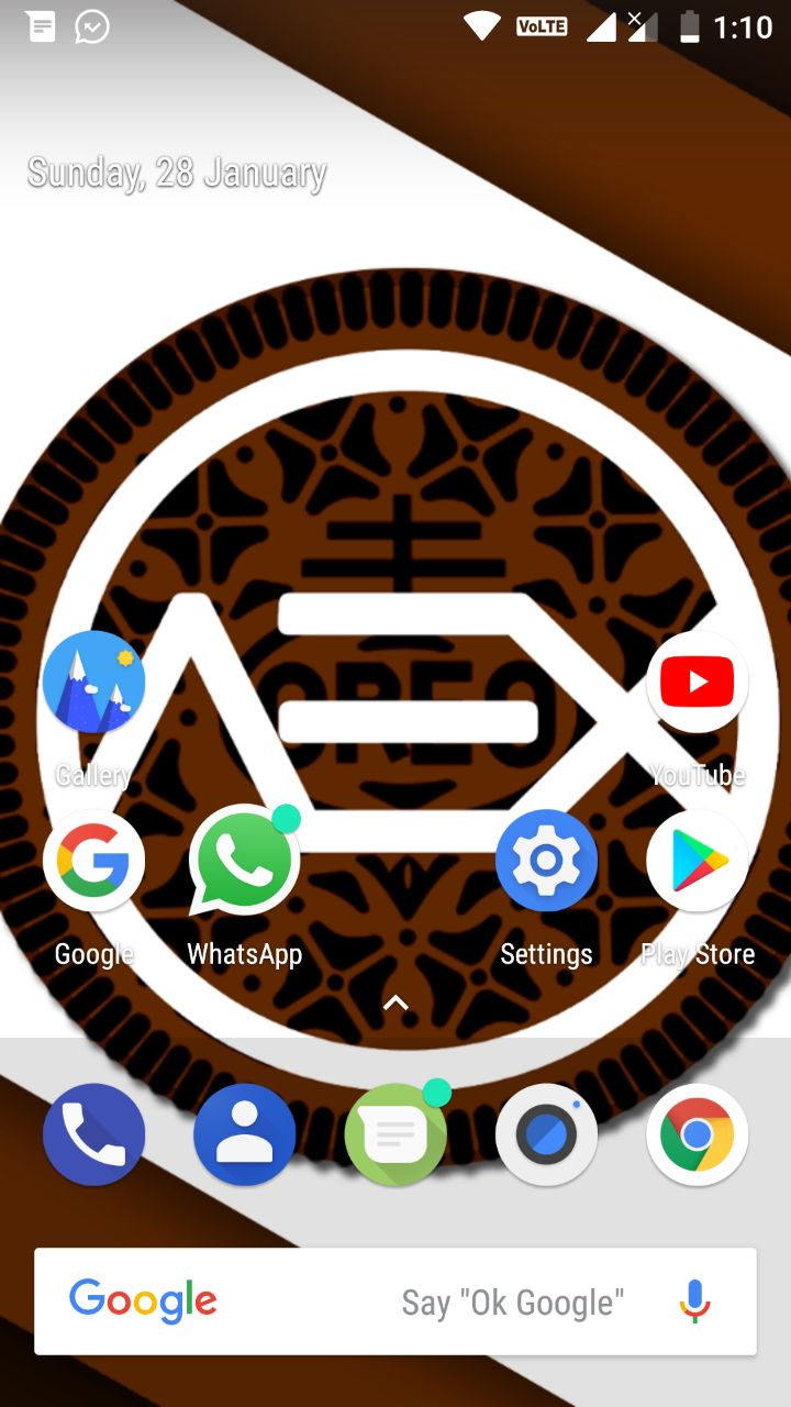 Android 8 1 Oreo AOSP Extended Rom For Xiaomi Redmi Note 4 (MIDO)
