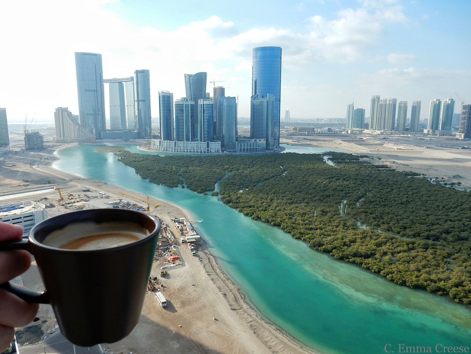 Abu Dhabi city guide UAE must do