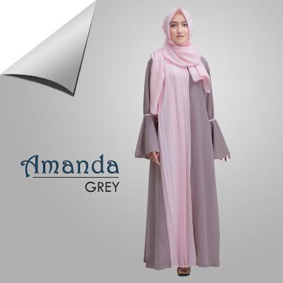 Gamis Syari AMella Hijab