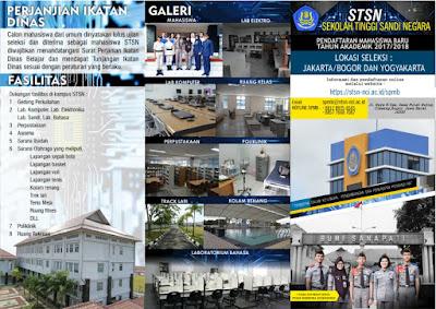 Ikatan Dinas Sekolah Tinggi Sandi Negara (STSN