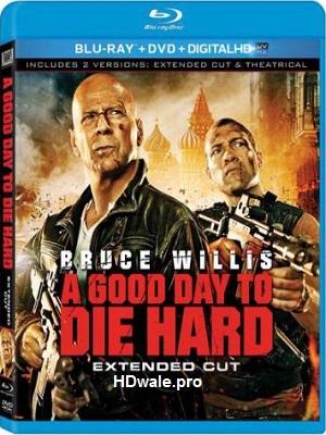 A Good Day to Die Hard (2013) 1080p & 720p BluRay