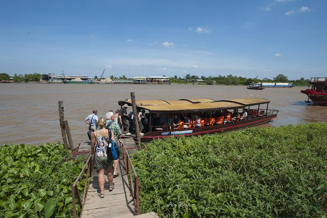 Du lịch Cái bè, yên ả một làng quê