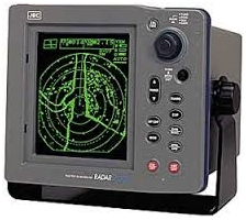 Perlengkapan Navigasi dan Komunikasi di Kapal, radar kapal