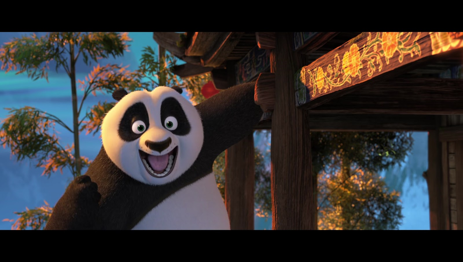 Captura de Kung Fu Panda 3 (2016) 1080p x265 HEVC Latino – Inglés