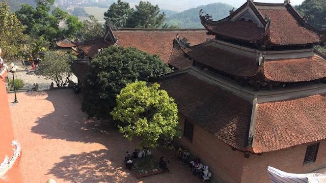 Non Nuoc Pagoda – an architectural masterpiece in a Hanoi suburb 1