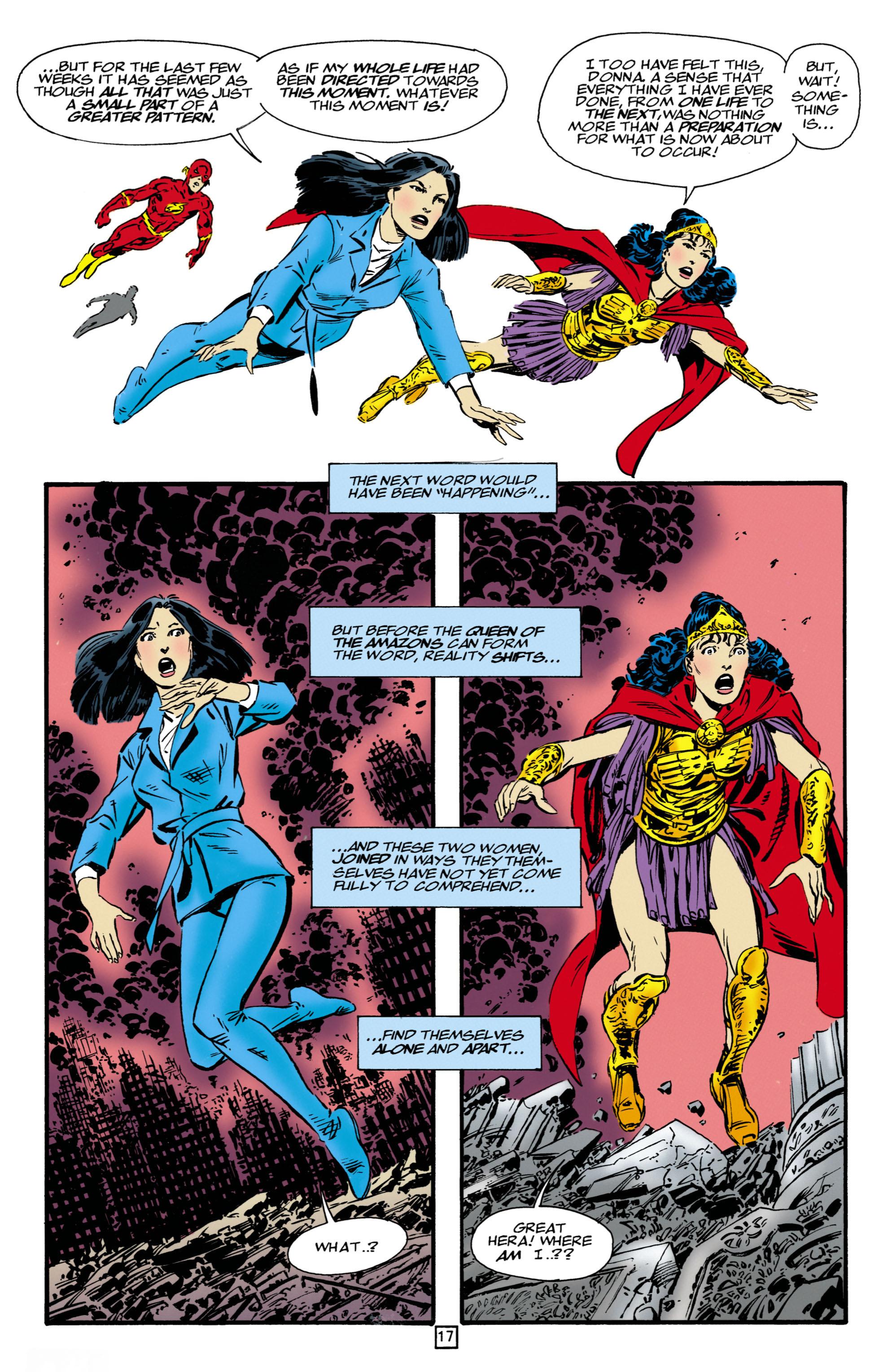 Read online Wonder Woman (1987) comic -  Issue #126 - 17