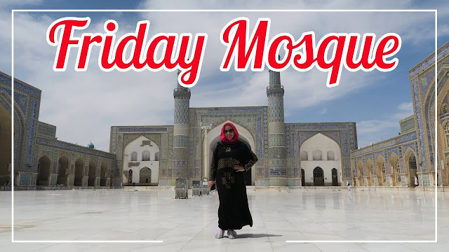 Friday Mosque de Herat