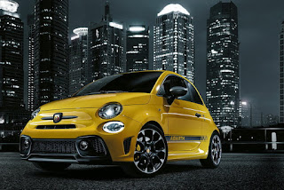 Design Nuovo Fiat Abarth 595