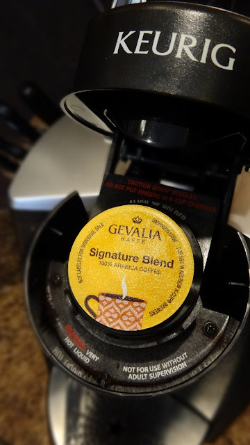 gevalia single serve coffee pods