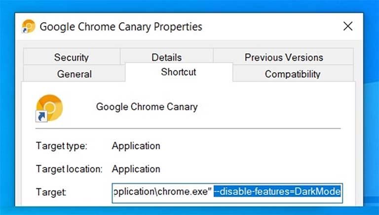 Cara Menonaktifkan Mode Gelap Chrome Tanpa Mengubah Pengaturan Windows 10