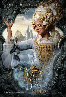 Beauty and the Beast (2017) Poster Audra McDonald