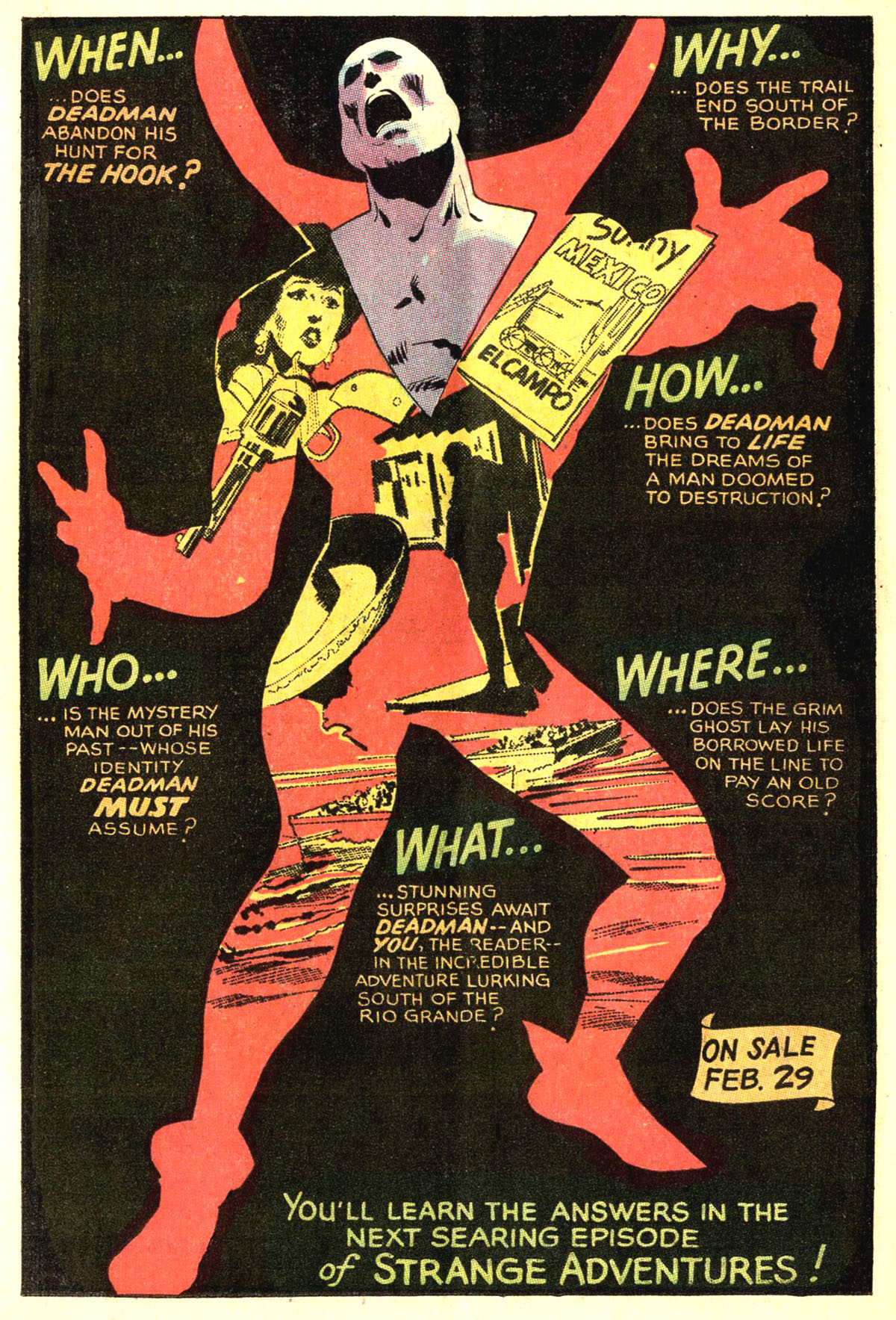 Strange Adventures (1950) issue 210 - Page 19