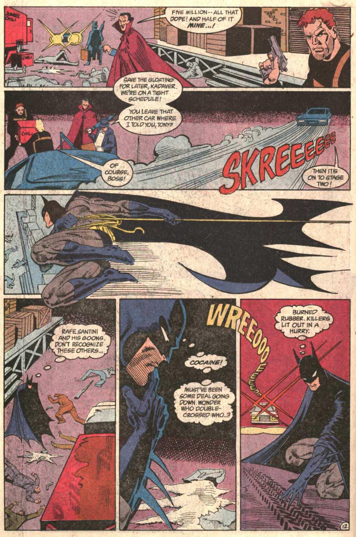 Detective Comics (1937) 611 Page 12