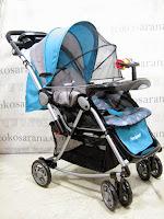 Kereta Bayi BabyDoes CH358LM Navigator