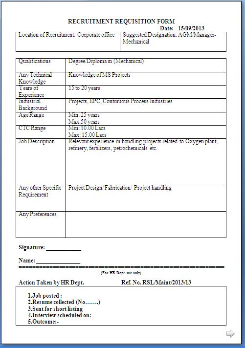 blank generic, part time, free generic, on application form for job recruitment