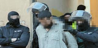 بنزرت الماتلين ايقاف عنضر بشبهة الانتماء الى تنظيم ارهابي