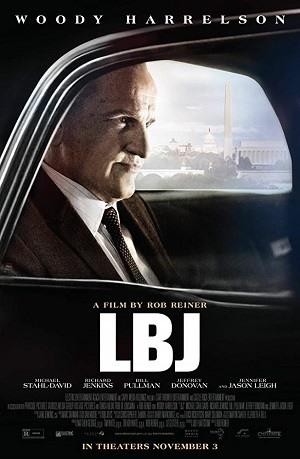 Filme LBJ - A Esperança de Uma Nação Dublado / Dual Áudio