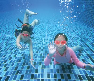Bể bơi bốn mùa chung cư FLC Star Tower