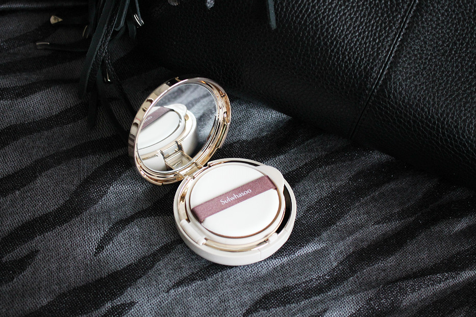 Sulwhasoo Perfecting Cushion Review Swatch