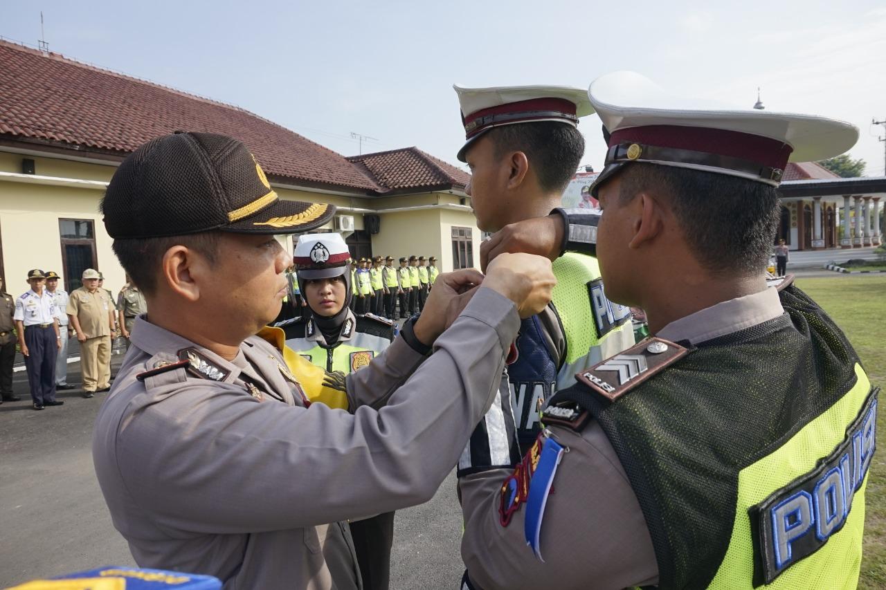 Operasi Keselamatan Lalu Lintas, Polres Kebumen Bakal Tindak Pengendara Gunakan HP