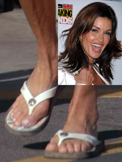 To Your Health 133 Celebrities Feet Side Effects Of