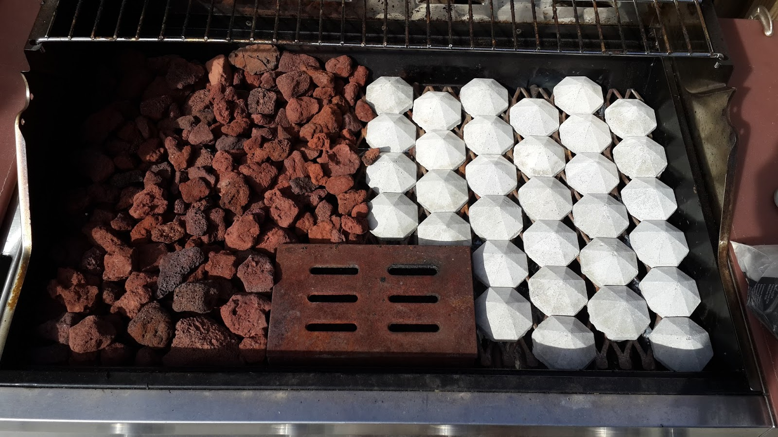 Analog Schemes For Flavor Add Rocks