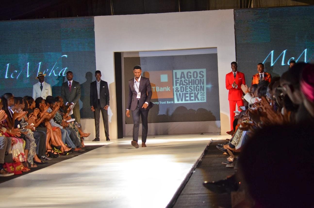 Emeka Rodney Mtn Young Designer Of The Year 2013 Award Fashion Rehab