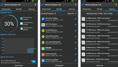 Memory Booster (Full Version) v7.0.3 Apk - screenshot-1